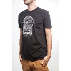 Pánské tričko Leonardo černé